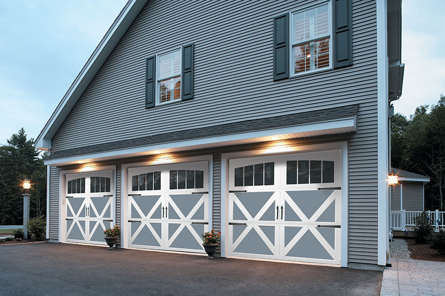 Carriage Collection Overhead Door