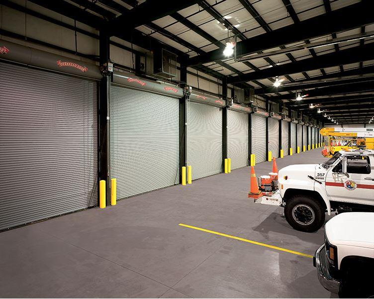 Rolling Door Garage Door