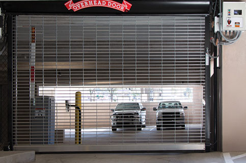 Residential garage door product